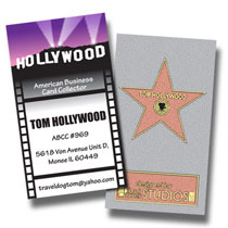 Paul conner studios llc tom hollywood american business card collector colourmoves